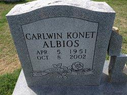 Carlwin Konet Albios