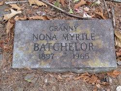 Nona Myrtle <i>Barnett</i> Batchelor