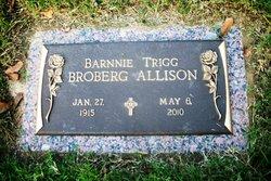 Barnnie <i>Trigg</i> Allison