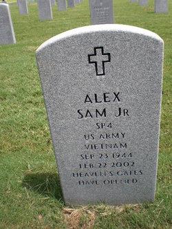Sam Alex, Jr