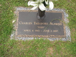 Charles Theodore Teddy Alawine