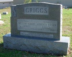 Arminta <i>Brown</i> Griggs