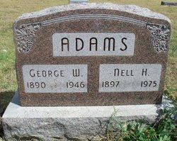 George Wesley Adams
