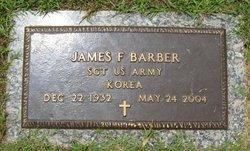 James F Barber