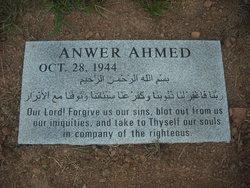 Anwer Ahmed