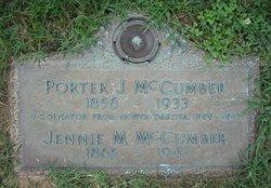 Porter James McCumber