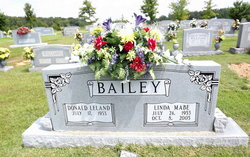 Linda Jane <i>Mabe</i> Bailey