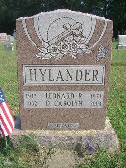 Leonard Robert Hylander