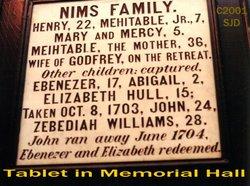 Ebenezer Nims