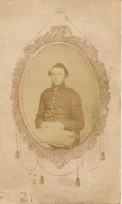 Sgt John Peter Bailey