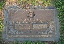 Addie Mae <i>Barrett</i> Miller