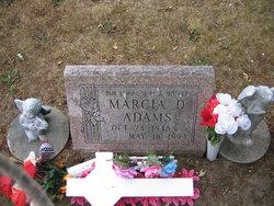 Marcia D. Adams