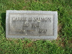Carrie H. <i>Salmon</i> Cary