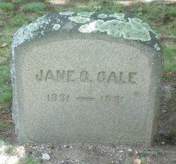 Jane C. Gale