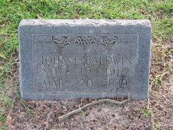John F Baldwin