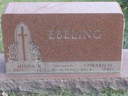 Edward Henry Ebeling