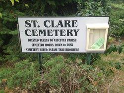 Saint Clares Cemetery