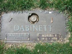 Muriel P. <i>Perry</i> Dabinett