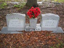 Lollie D. <i>Davis</i> Pittman