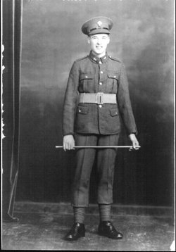 Private William Thomas Billy Carcary