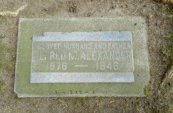 Alfred McLaren Alexander
