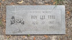 Roy Lee Teel