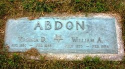 William A. Abdon