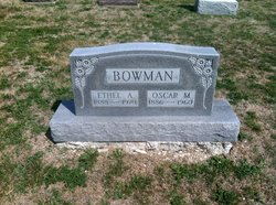 Oscar M Bowman