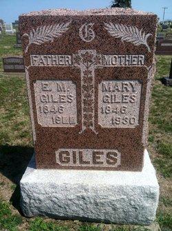 E M Giles