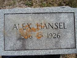 Alexander Alex Hansel