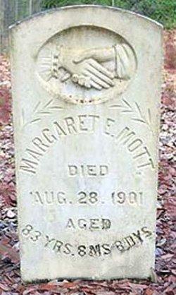 Margaret E <i>Wright</i> Mott