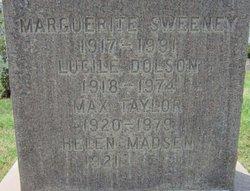 Marguerite Sweeney