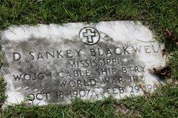 D. Sankey Blackwell