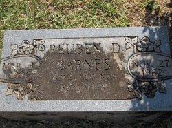 Reuben Douglas Barnes