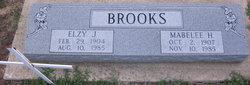 Elzy Brooks