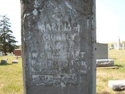 Martha Matilda <i>Morley</i> Barnhart