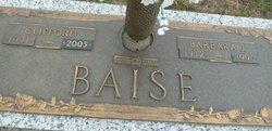 Barbara June <i>Garriott</i> Baise