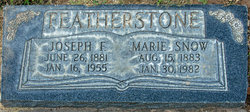 Annie Marie <i>Snow</i> Featherstone