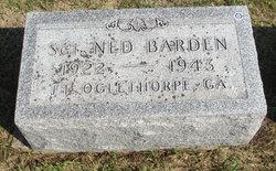 Edwin Gibson Barden