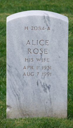 Alice Rose <i>Grant</i> Church