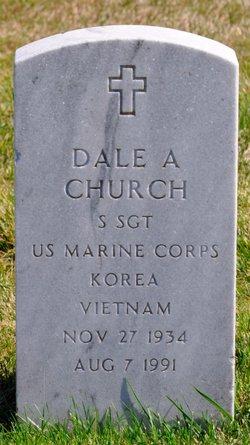 Dale Anson Church