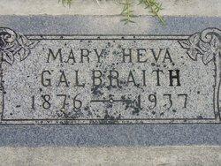 Mary Heva <i>Johnson</i> Galbraith