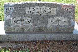 Helen Frances <i>Ganun</i> Abling