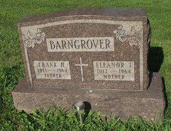 Frank Harold Barngrover, Sr