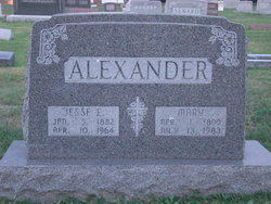 Jesse E Alexander