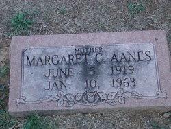 Margaret C Aanes