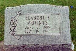 Blanche Elizabeth Mounts
