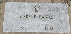 Mary <i>White</i> Banks