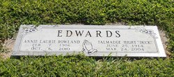 Talmadge Hight Duck Edwards