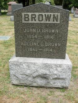 Adeline C Brown